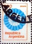 Sellos del Mundo : America : Argentina : Intercambio daxc 0,20 usd 800 pesos 1981