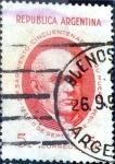 Sellos del Mundo : America : Argentina : Intercambio 0,50 usd  5 cent. 1938