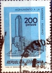 Stamps Argentina -  Intercambio 0,25 usd  200 pesos 1979
