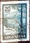 Sellos del Mundo : America : Argentina : Intercambio 0,20 usd  20 pesos 1960
