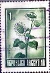 Sellos del Mundo : America : Argentina : Intercambio 0,20 usd  1 cent. 1970