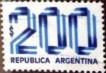 Sellos del Mundo : America : Argentina : Intercambio daxc 0,20 usd 200 pesos 1978