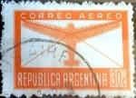 Sellos del Mundo : America : Argentina : Intercambio 0,20 usd 30 cent. 1942