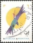 Stamps Argentina -  Condor