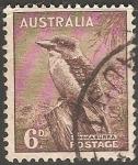 Sellos de Oceania - Australia -  ave