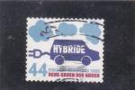 Sellos de Europa - Holanda -  vehículos eléctricos