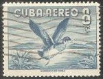 Sellos del Mundo : America : Cuba : ave