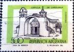 Sellos del Mundo : America : Argentina : Intercambio 0,20 usd 500 peso 1977
