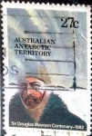 Stamps Oceania - Australian Antarctic Territory -  Intercambio 0,40 usd 27 cent. 1982