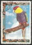 Sellos del Mundo : Asia : Emiratos_Árabes_Unidos : aves
