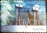 Sellos de Oceania - Australia -  Intercambio 0,75 usd 50 cent. 2004