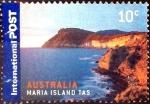 Sellos de Oceania - Australia -  Intercambio 0,20 usd 10 cent. 2007