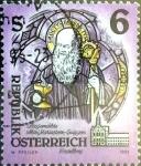 Sellos de Europa - Austria -  Intercambio 0,20 usd 6 S. 1993