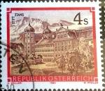 Sellos de Europa - Austria -  Intercambio 0,20 usd 4 S. 1984