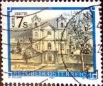 Sellos de Europa - Austria -  Intercambio 0,20 usd 7 S. 1987