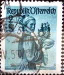 Sellos de Europa - Austria -  Intercambio 0,20 usd 2 S. 1948