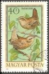 Stamps Hungary -  ökörszem