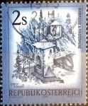 Stamps Austria -  Intercambio 0,20 usd 2 S. 1973