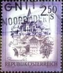 Sellos de Europa - Austria -  Intercambio 0,20 usd 2,5 S. 1973