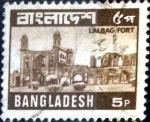Sellos del Mundo : Asia : Bangladesh : Intercambio 0,20 usd 5 p. 1979