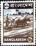 Sellos de Asia - Bangladesh -  Intercambio 0,25 usd 10 p. 1976