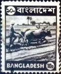 Sellos del Mundo : Asia : Bangladesh : Intercambio 0,25 usd 10 p. 1976