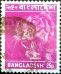 Sellos del Mundo : Asia : Bangladesh : Intercambio 0,25 usd 25 p. 1976