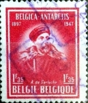 Sellos de Europa - Bélgica -  Intercambio 0,20 usd 1,35 fr. 1947