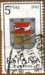 Stamps Spain -  IFNI - Escudos Provincias España