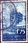 sellos de Europa - Bélgica -  Intercambio 0,30 usd 1,75 fr. 1934