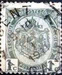 Sellos de Europa - Bélgica -  Intercambio 0,20 usd 1 cent. 1893