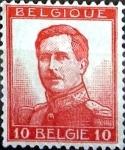 Sellos de Europa - Bélgica -  Intercambio 0,40 usd 10 cent. 1912