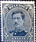 Sellos de Europa - Bélgica -  Intercambio 0,20 usd 3 cent. 1920