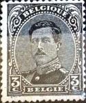 Stamps Belgium -  Intercambio 0,20 usd 3 cent. 1920