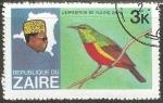 Sellos del Mundo : Africa : Angola : Zaire-ave