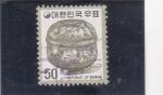 Sellos del Mundo : Asia : Corea_del_sur : artesanía