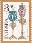 Sellos de Europa - Polonia -  artesanía
