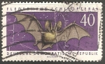 Stamps Germany -  Chiroptera-murciélago