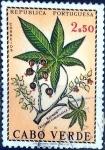 Stamps : Africa : Cape_Verde :  Intercambio nfxb 0,25 usd 2,50 escudos 1968
