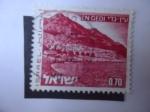 Stamps Israel -  En Gedi. (Ecott/Is:466A - Mi/Is:600)