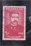 Sellos del Mundo : Asia : Filipinas : Marcelo M. del Pilar- redactor