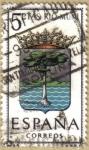 Stamps Spain -  RIO MUNI - Escudos Provincias España