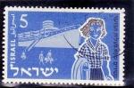 Sellos de Asia - Israel -  turismo