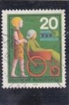 Sellos de Europa - Alemania -  asistencia