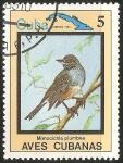 Sellos del Mundo : America : Cuba : Aves cubanas