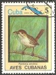 Sellos de America - Cuba -  Aves cubanas-ferminia cerverai