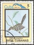 Sellos del Mundo : America : Cuba : Aves cubanas-mimus polyglottos