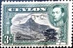 Sellos del Mundo : Asia : Sri_Lanka : Intercambio 0,20 usd 3 cent. 1938