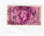 Stamps : Europe : United_Kingdom :  OLIMPIC GAMES 1948