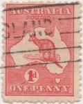 Sellos de Oceania - Australia -  Y & T Nº 2 (1)